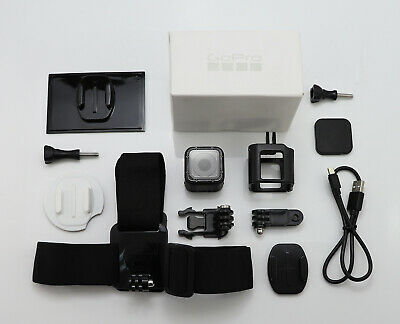 Gopro Hero 4 Session Camcorder 1440P / 1080P Hd Card Action Camera & Head Strap