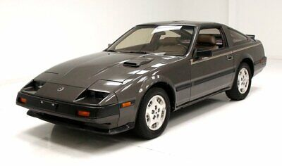 1984 Datsun 300ZX  First Year 300ZX Straight Exterior 3.0 Liter Turbo V6 Removable T-Tops