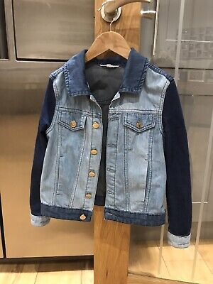 Marc Jacobs Girls Denim Jacket Size 8yrs