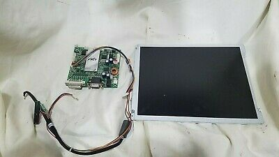 K653 HAAS Screen and Controller board  LCD104-015