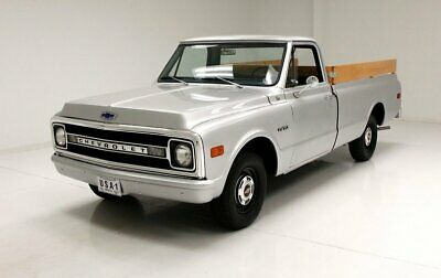 1969 Chevrolet C10 Fleetside Very Well Done Beautiful Paint Restored Original Engine Ready For Work Or Show