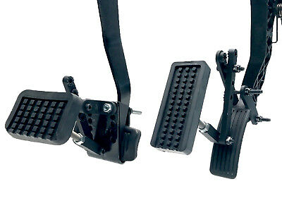 Able Motion Pedal X 2.0 Extenders Car Vehicle Gas Brake Extensions New Design