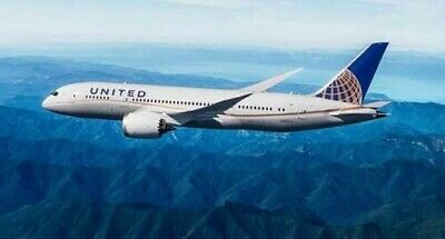 UNITED AIRLINE $600x3 FLIGHT VOUCHER ELECTRONIC TRAVEL CERTIFICATE exp June 2020