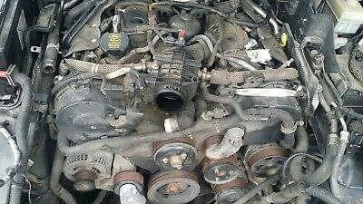 LAND ROVER RANGE ROVER DISCOVERY 2.7 DIESEL TDV6 ENGINE code 276DT