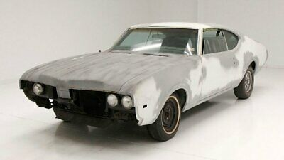 1969 Oldsmobile Cutlass S Barn Find Project Car Inoperable 350ci V8 Desirable Example