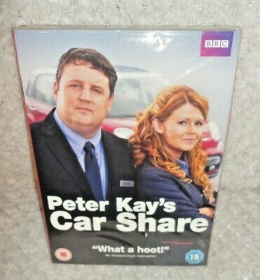 Peter Kay's Car Share Series 1 (DVD) NEW & SEALED