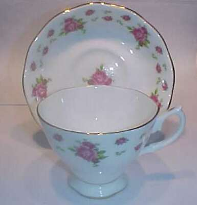 Royal Albert New Country Rose Cup & Saucer