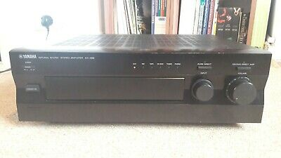 Yamaha AX-496 Stereo Integrated Amplifier - Powerful