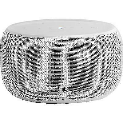 JBL Link 300 Voice Activated Wireless Bluetooth Speaker (White)