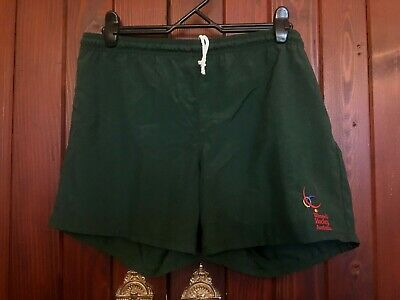 Vintage Green Hockey Shorts By Sprint Australia Size X-Large