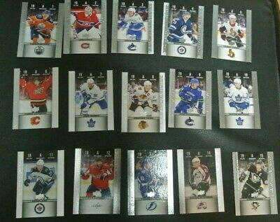Tim Hortons 2019-20 Hockey Cards U Pick - Game Day Action