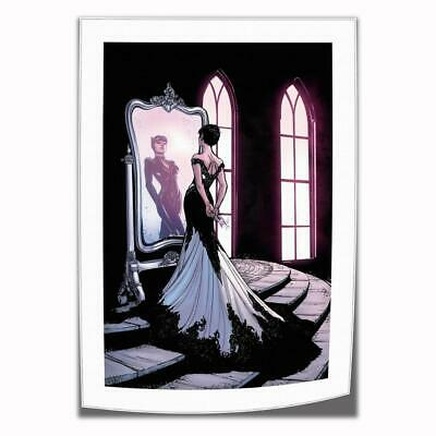 "16""x24""Beautiful catwoman HD Canvas prints Paintings Home decor Room Wall art"
