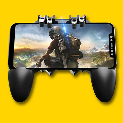 Durable Mobile Gamepad Controller Joystick Wireless Bluetooth for PUBG Games