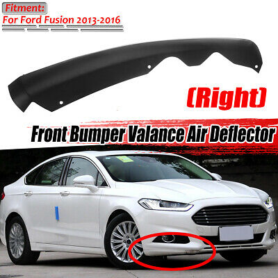 For 2013 to 2016 Ford Fusion Air Dam  Lower Valance Apron  LH DS7Z17626AB