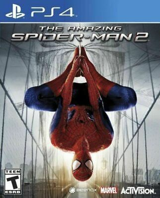 PlayStation 4 PS4 Game: THE AMAZING SPIDERMAN 2 ! CHEAPEST ! FAST EXPRESS POST !