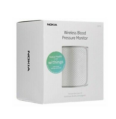 NOKIA ~ Wireless Blood Pressure Monitor Withings BPM BP-801 BRAND NEW! On Sale!