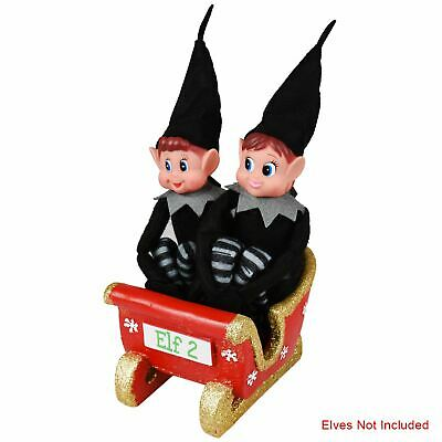 Elf Accessories Props Put On The Shelf Ideas Games Christmas Decoration Sleigh