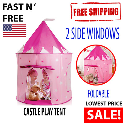Play Tent House Toys For Girls Kids Children  3 4 5 6 7 8 9 10 Years Olds Age