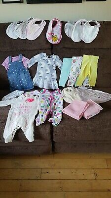 Baby Girls Bundle 0-3 Months - some items brand new