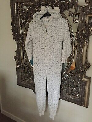 Girls Next All in one size 8 Leopard Print Immaculate