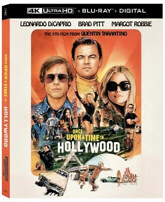 Once Upon A Time In Hollywood 4K UHD VUDU Instawatch