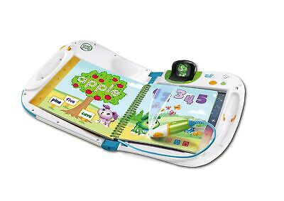 LeapFrog 603903 Holo Educational Book with Games and Learning Activities Todd...