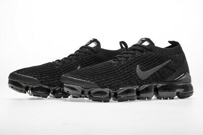 Nike Air VaporMax Flyknit 3.0 2019 Mens Running Shoes Black