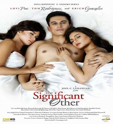 The Significant Other Erich Gonzales Lovi Poe Tagalog Movie - New Release Dvd