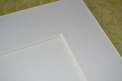 photo/picture frame mount 12x10 deepcut to fit 7x5 photo pack of 3