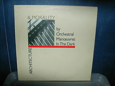 Orchestral Manoeuvres in the Dark-Architecture & morality LP 1981