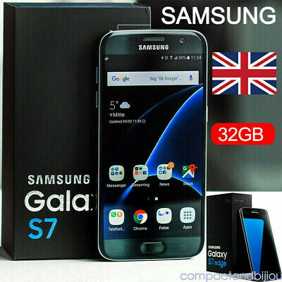 Samsung Galaxy S7 Edge S7 32GB Unlocked Android Smartphone Various Colours A++++