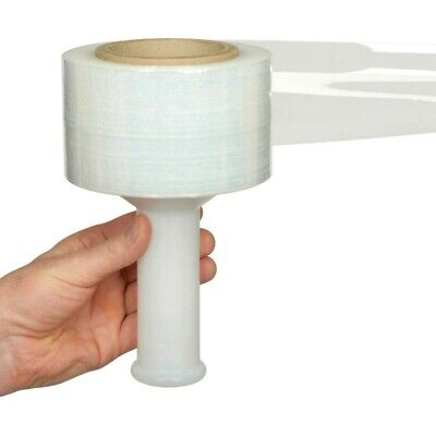 "15A916 Stretch Wrap 5"" x 700 ft per roll (4 rolls/1 dispenser)"