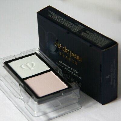 CLE DE PEAU CONTOUR DEFINING POWDER 4 - IN A BOX, FULL SIZE 4 g 0.14 oz NEW