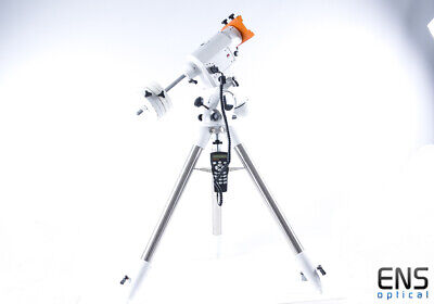 Skywatcher NEQ6 Synscan Goto Mount Geoptic Dual Saddle & Upgraded Bolts