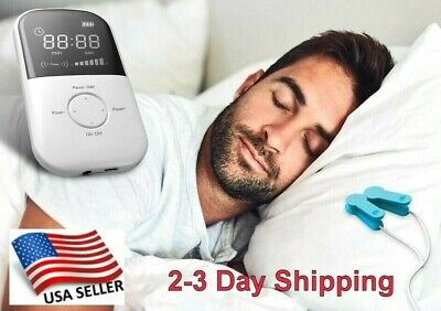 CES MAX - CES Device- Electrotherapy-For Insomnia, Anxiety and Stress USA Seller