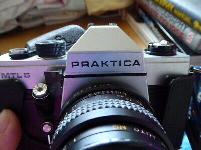 Practika camera and kit