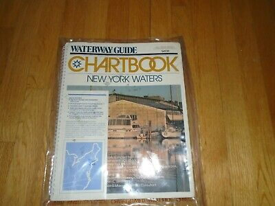 Waterway Guide Chartbook New York Waters
