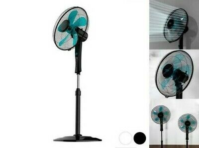 Free Standing Ventilator Cecotec Forcesilence 520 Power 50W(Ø 40 cm)