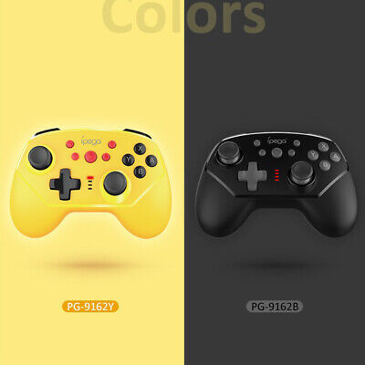 380mAh Bluetooth 4.0 Gamepads Controller Joystick For Nintendo Switch NS Games