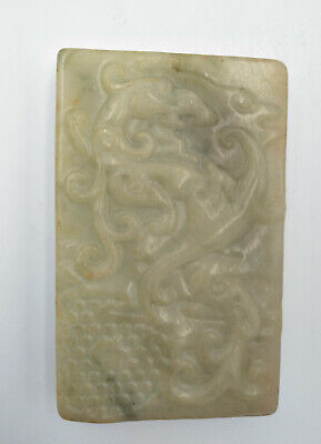 Hongshan culture ,Noble Collection,  dragon ,old jade  pendants M605