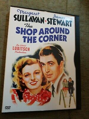 The Shop Around the Corner DVD MINT CONDITION OUT OF PRINT HARD TO FIND