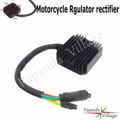 Motorcycle Aluminum Voltage Regulator Rectifier For BMW F650GS (R13) 1999-2014