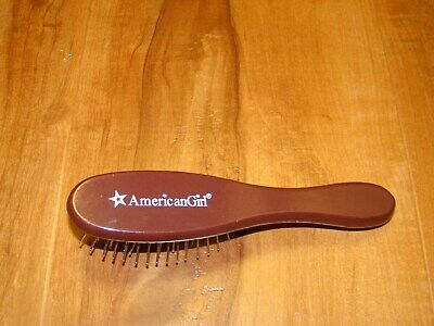 American Girl Doll Wig Brush Wooden Samantha Grace Kanani Kit Saige Lea Molly