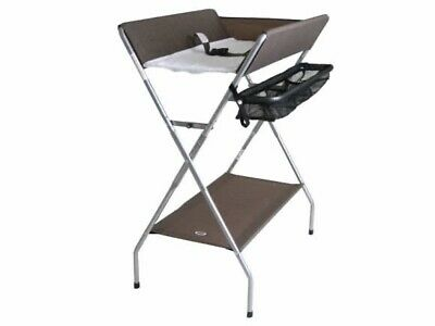 Valco Baby Pax Plus Change Table - Crinkle Brown