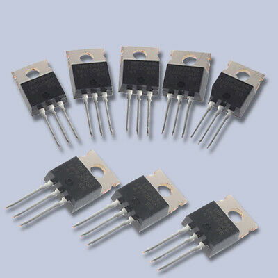 50Pcs IRFZ44N IRFZ44 N-Channel Mosfet 49A 55V Transistor Ic New vn