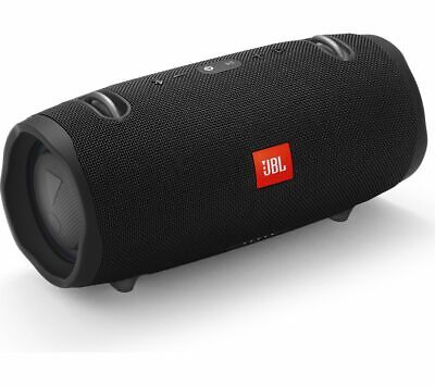 JBL Xtreme 2 Portable Bluetooth Speaker - Black - Currys