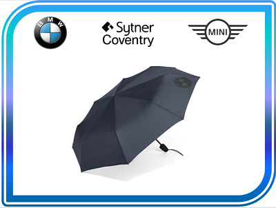 New Genuine BMW Retractable Pocket Folding Umbrella 80232454630