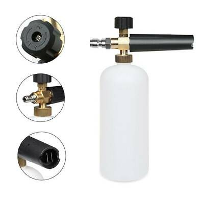 1L Snow Foam Lance Sprayer Car Care Pressure Washer Cannon Gun Karcher K2-K7