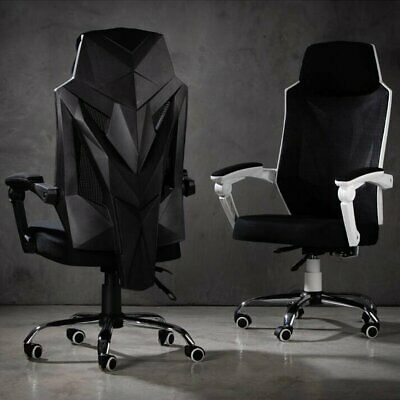 Mesh Chair Racing High Back Ergonomic Recliner Seat Gaming Office With