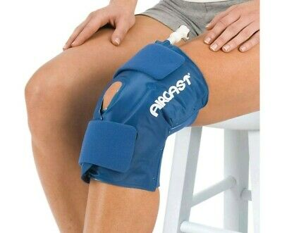 Aircast Knee Cryo Cuff Wrap Hot Cold Therapy Compression Ice Pack Cryotherapy M